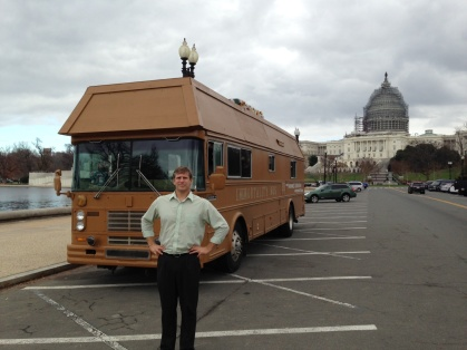 zolt with bus in DC